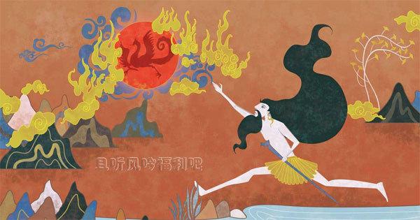 中国神话宇宙第五集,上古仙话故事线