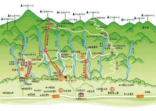云南旅游景点美食