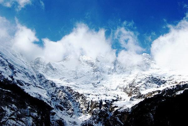 云南景点梅里雪山