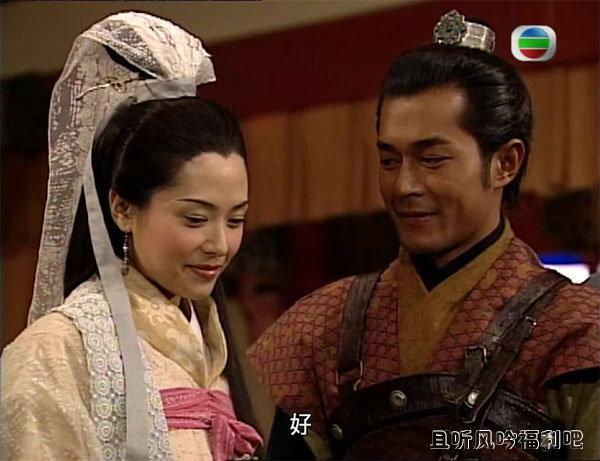TVB的穿越剧不仅仅只有《寻秦记》