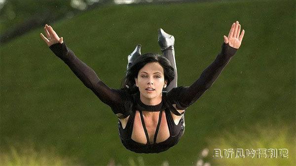 魔力女战士