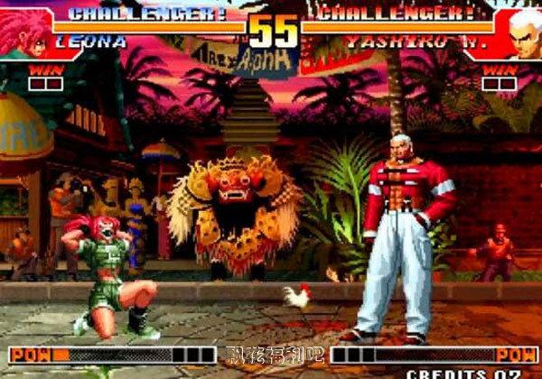 拳皇中5大花瓶角色 设定为逆天boss大佬