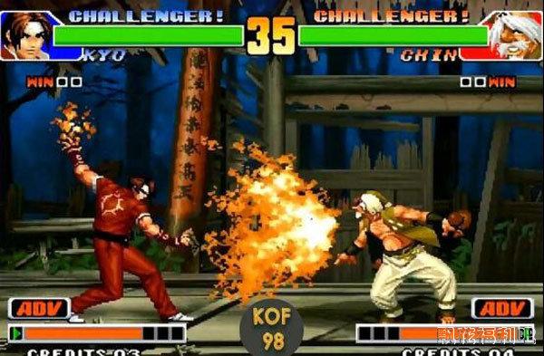 拳皇中5大花瓶角色 设定为逆天boss却被人嫌弃