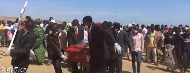 安哥拉当地大老爹去世 一生共娶49名妻子