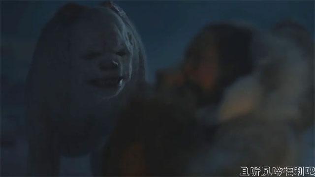 极地恶灵第一季怪兽
