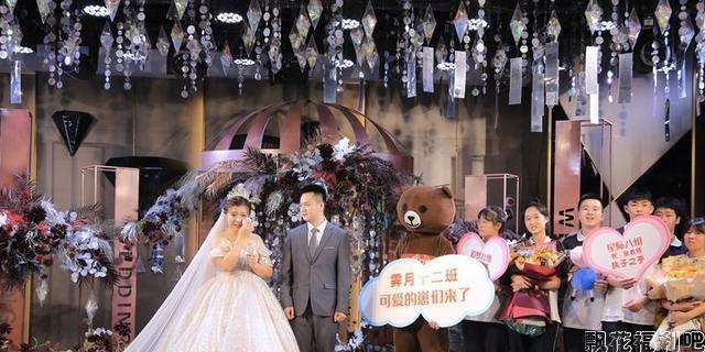 中考生奔赴班主任婚礼现场
