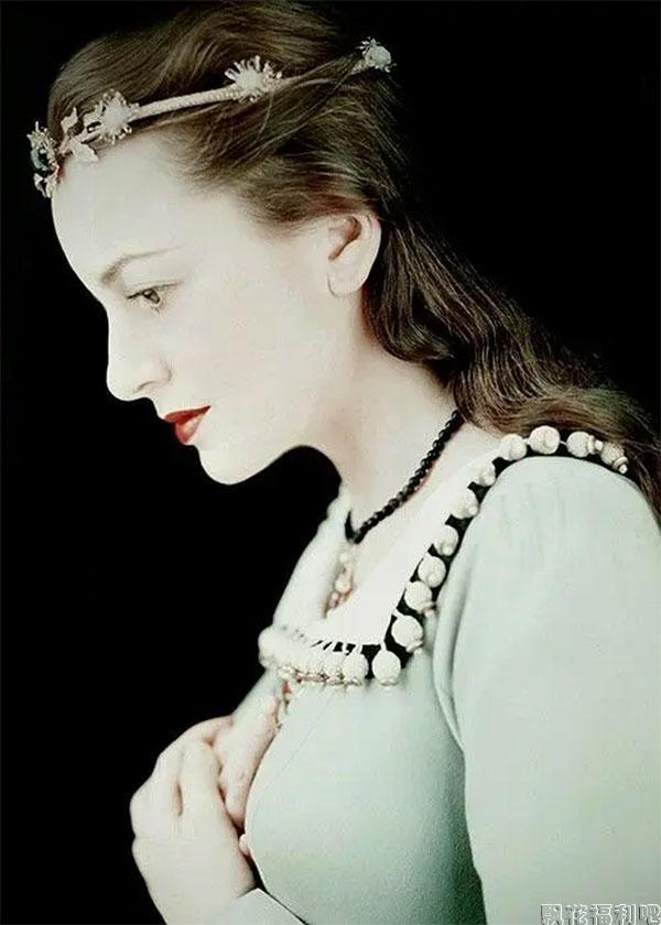 乱世佳人最后一名主演去世 她就是奥利维娅德哈维兰