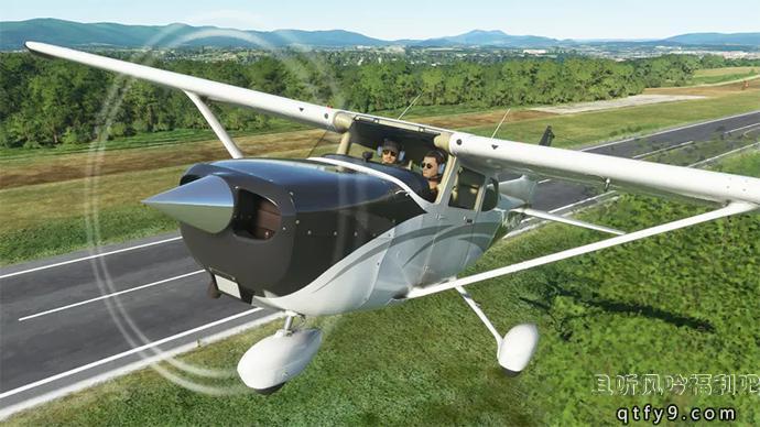 微软飞行模拟器