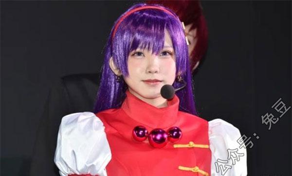 日本美女COSER Enako发推称年收入超5000万日元