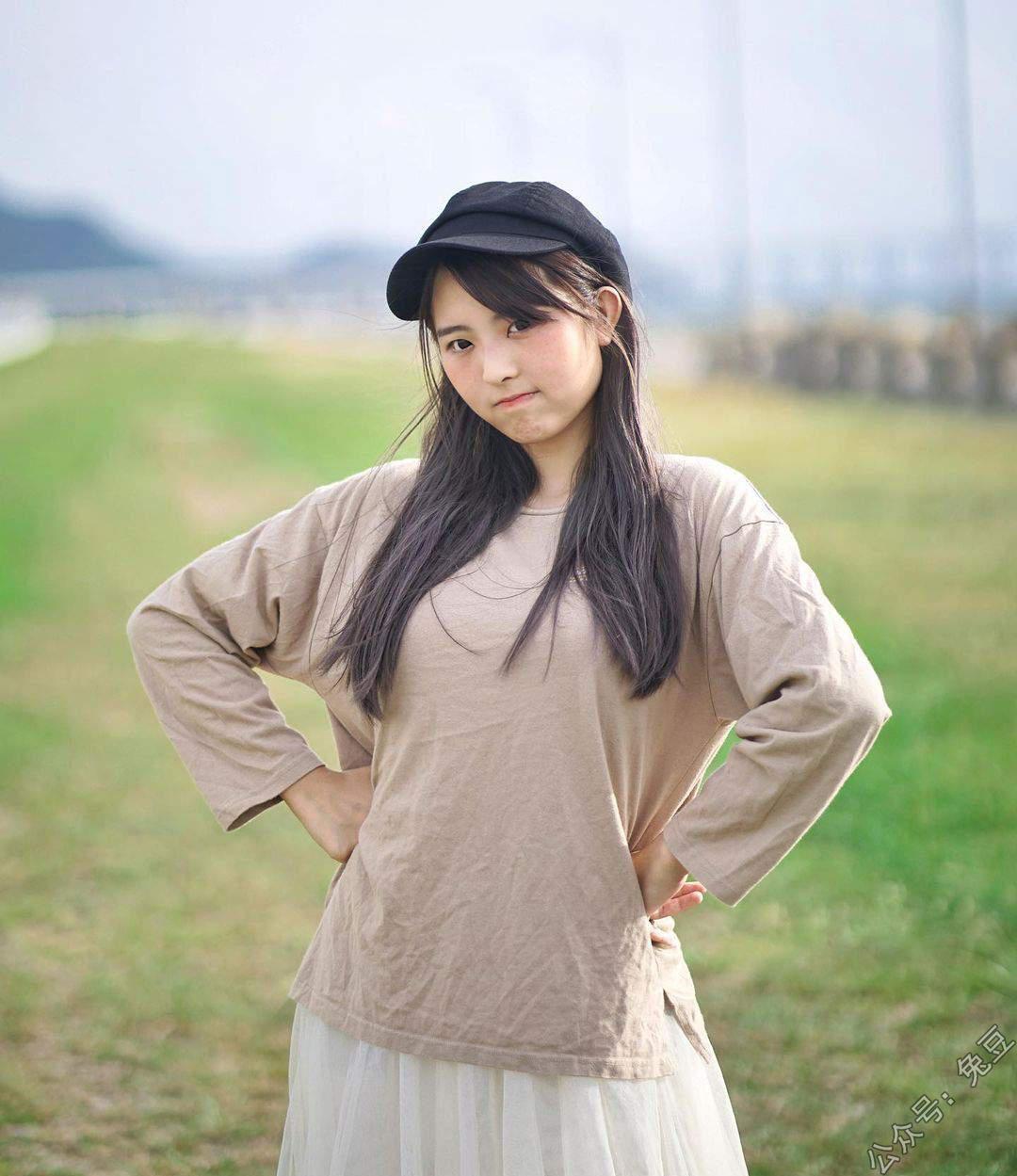 笑起来像波多老师的正妹Sofei