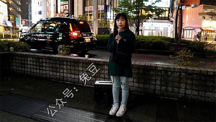 樱木なえ(樱木奈惠)第一次踏上舞表追逐唱歌梦想