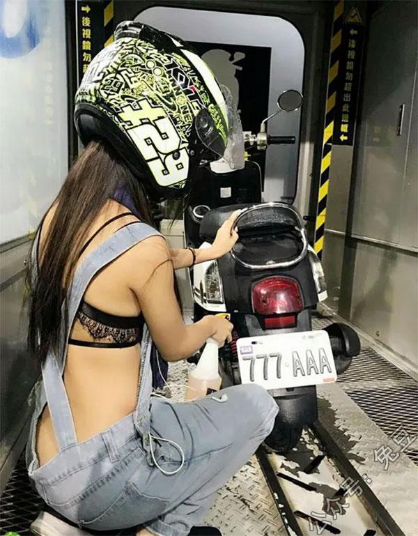 姑娘,这车还能修好吗?