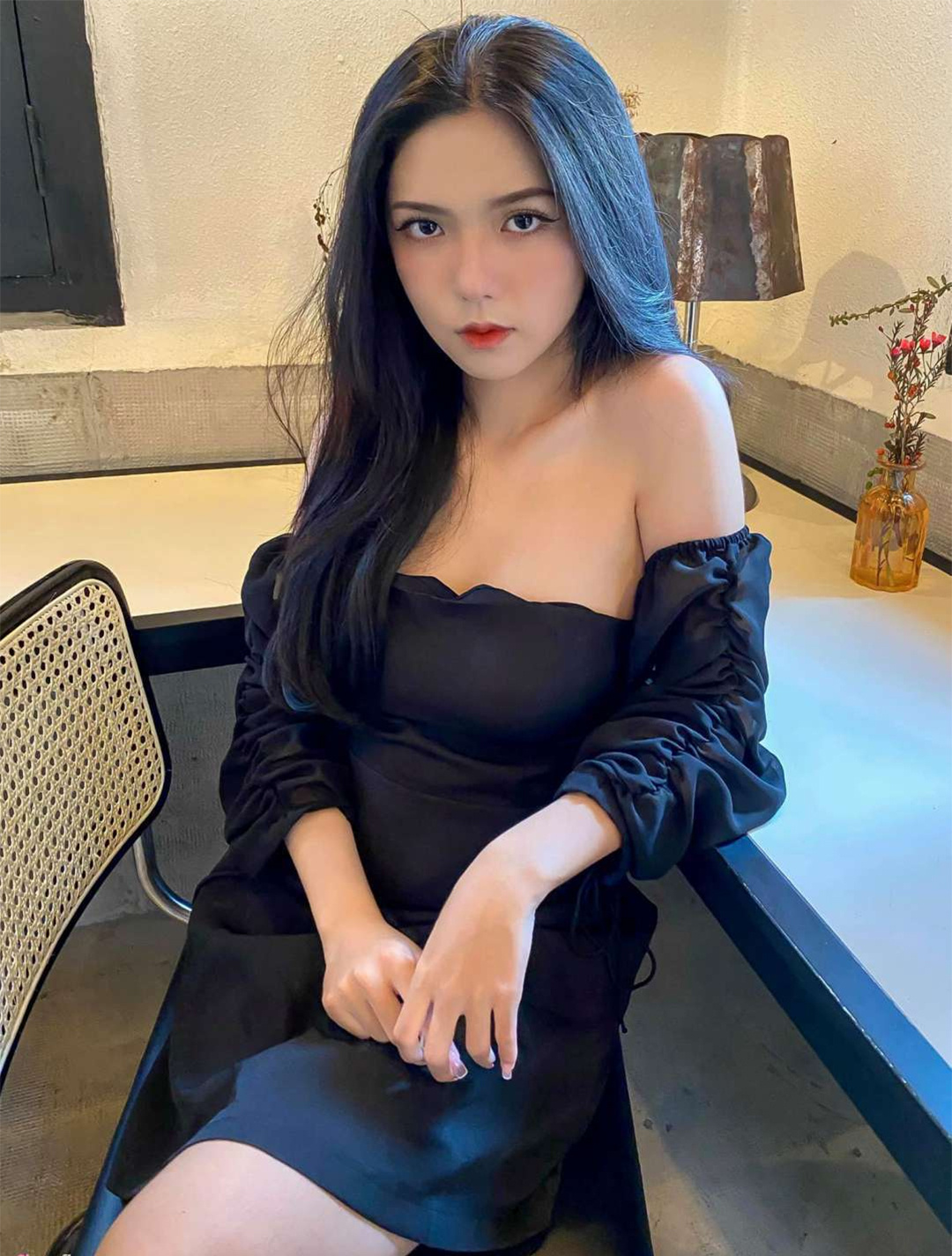 超有味道的越南的网红学生妹