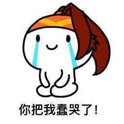 你把我蠢哭了表情包