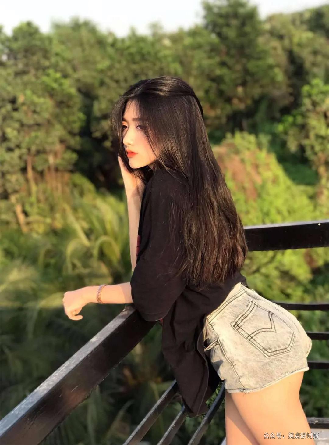 这么漂亮的越南姑娘喜欢吗?