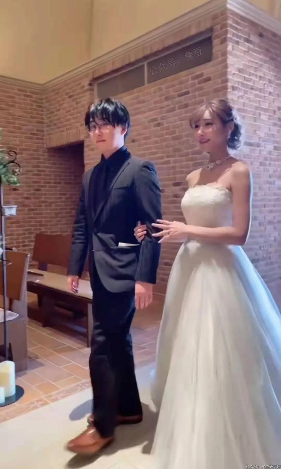 明日花绮罗结婚