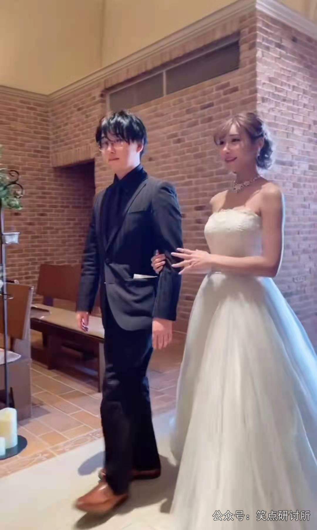 爷青结,明日花绮罗结婚嫁人了