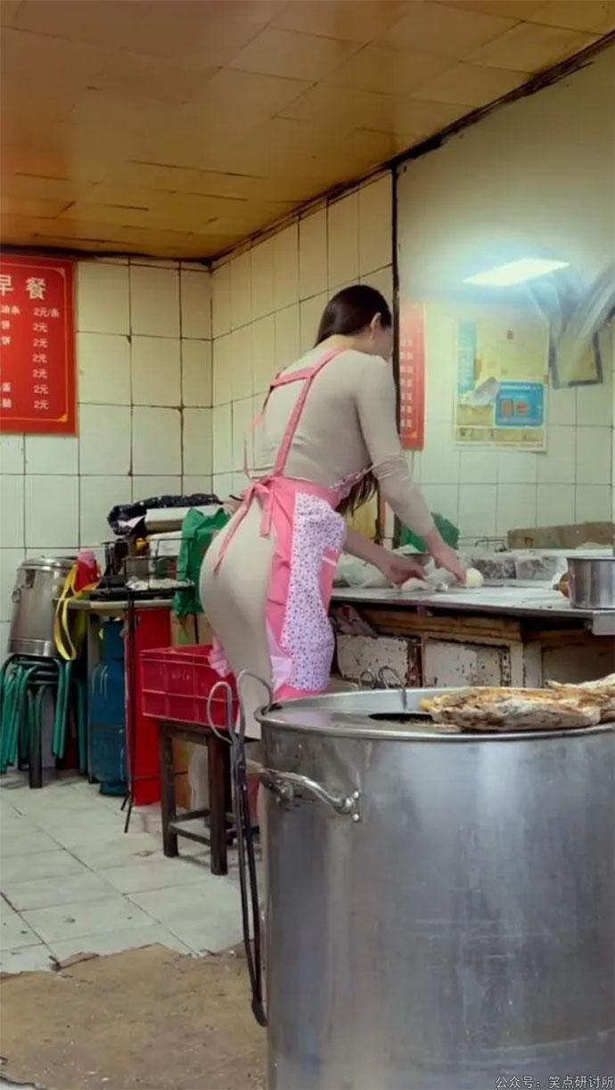 金莲做的烧饼就是更美味