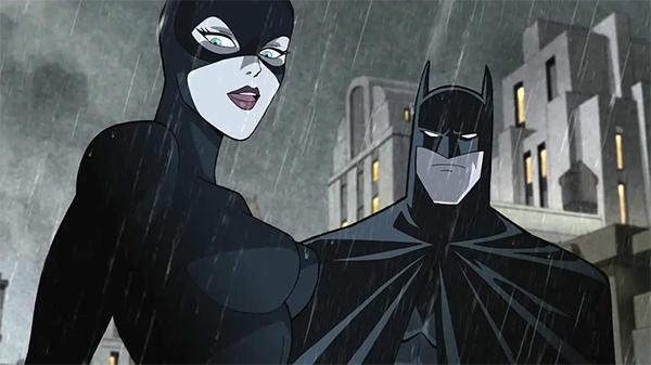 蝙蝠侠:漫长的万圣节