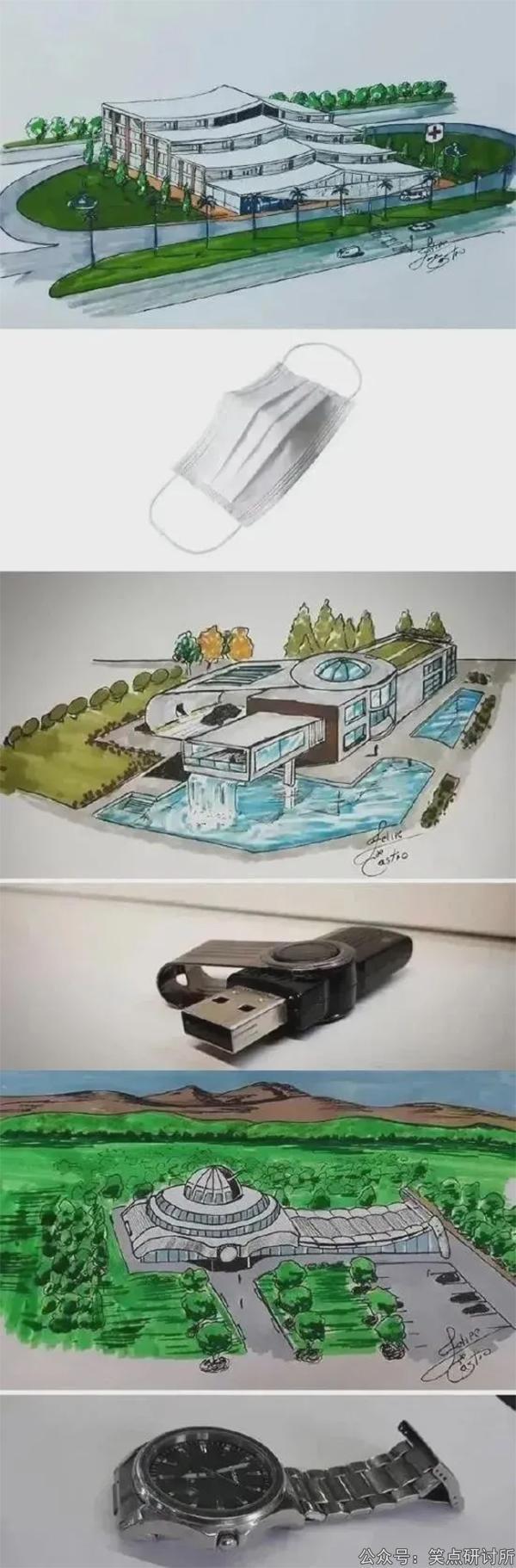 原来设计师的灵感都是这么来的