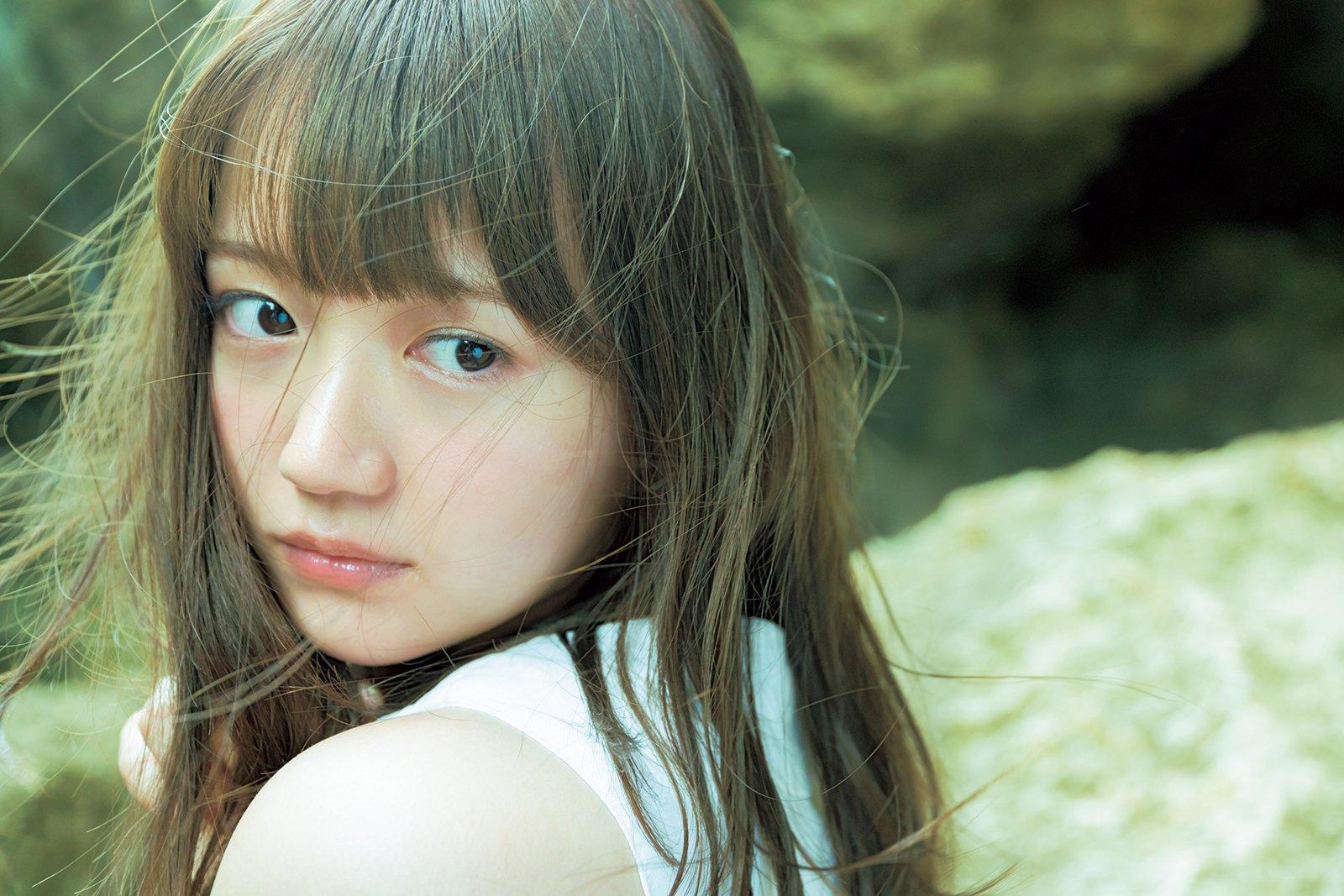 尾崎由香 声优 写真集 薮猫