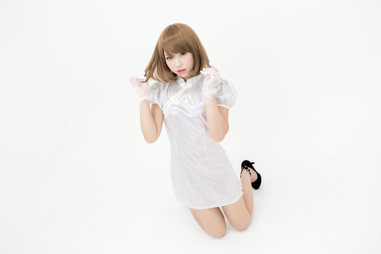 兔玩映画 超短旗袍少女写真