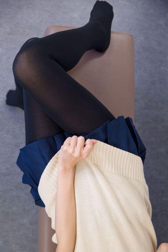 过膝丝袜腿控福利 清纯丝袜