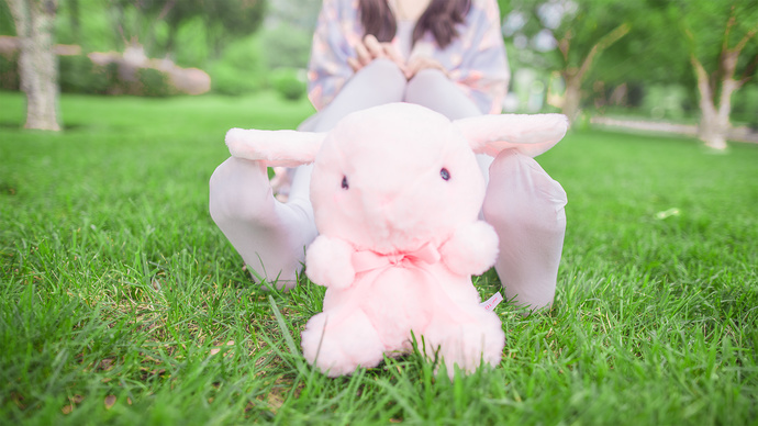 兔兔那么可爱