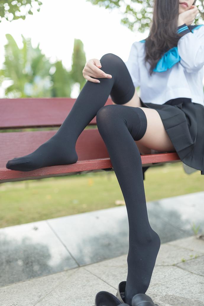 这腿我能玩一年 清纯丝袜
