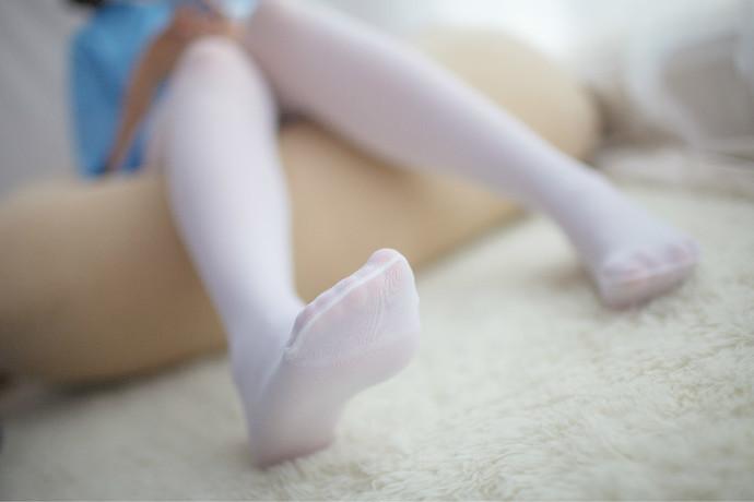 妹妹怎么喜欢穿白丝