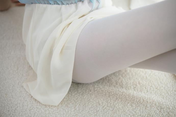萌萌哒白丝萝莉 清纯丝袜