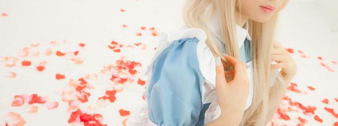 爱丽丝少女写真