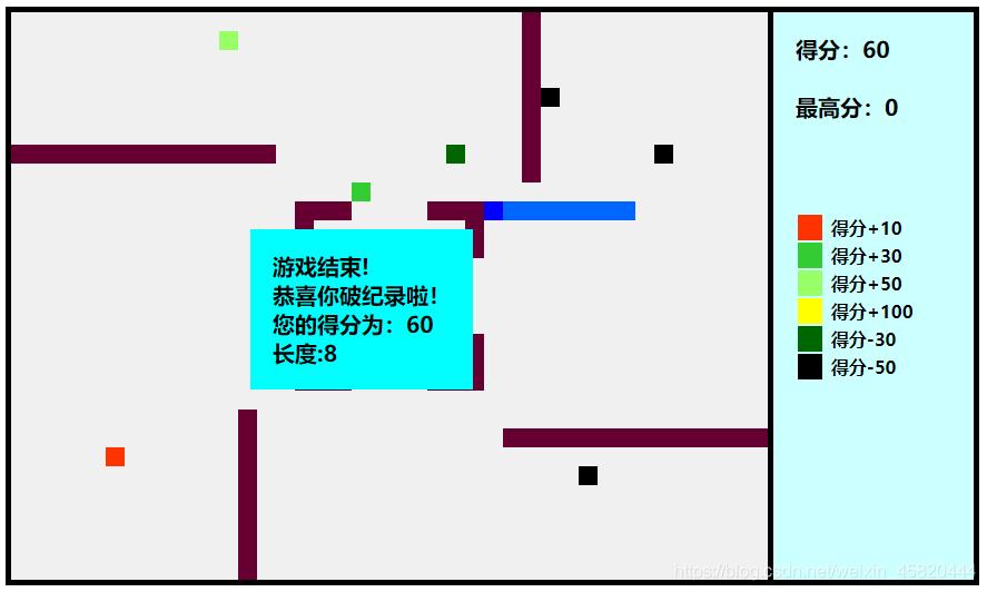 JS编写贪吃蛇代码【大神分享】插图(1)