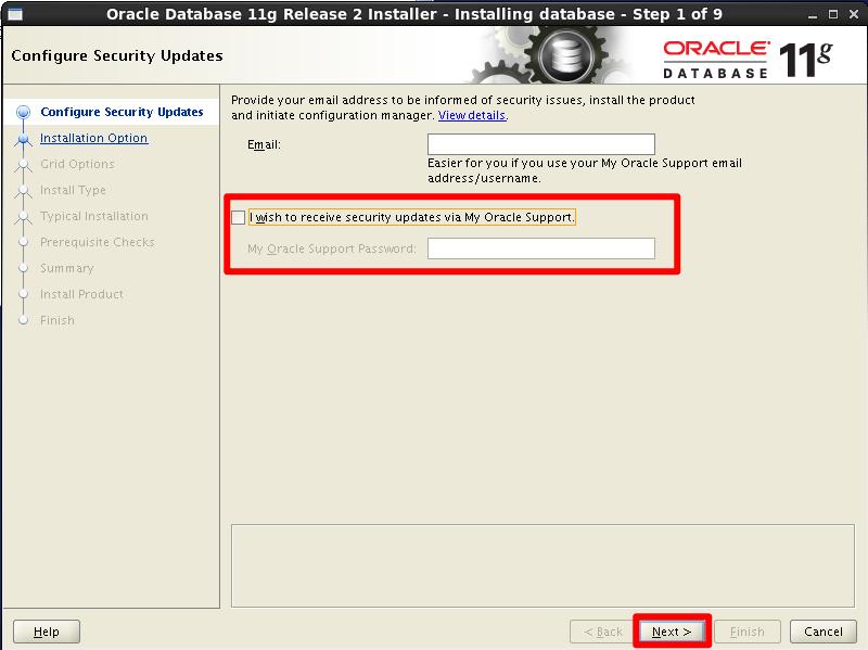 Linux 安装Oracle详细步骤插图(4)