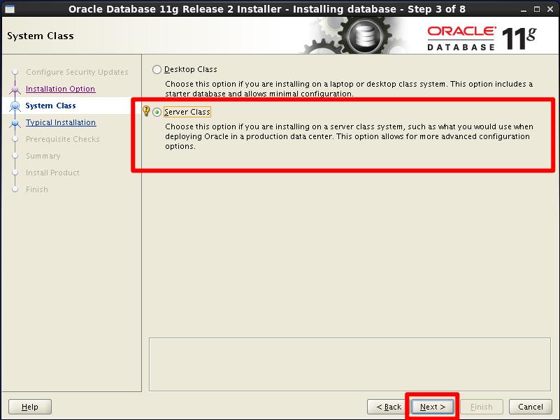 Linux 安装Oracle详细步骤插图(7)