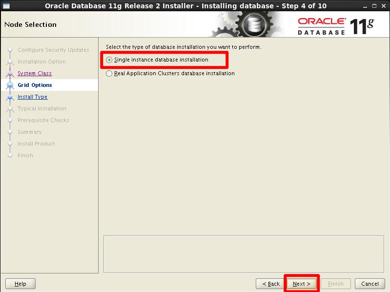 Linux 安装Oracle详细步骤插图(8)