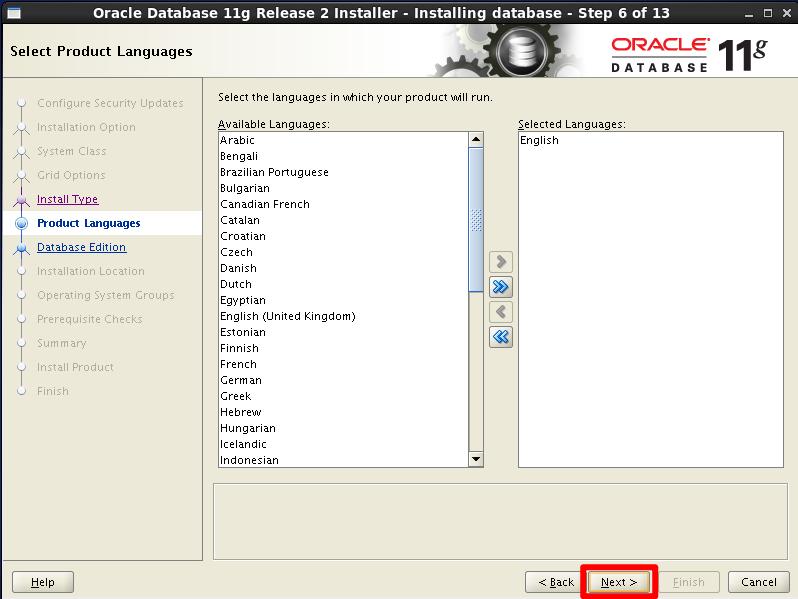 Linux 安装Oracle详细步骤插图(10)