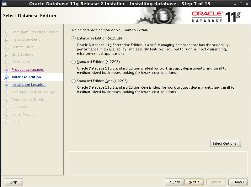 Linux 安装Oracle详细步骤插图(11)