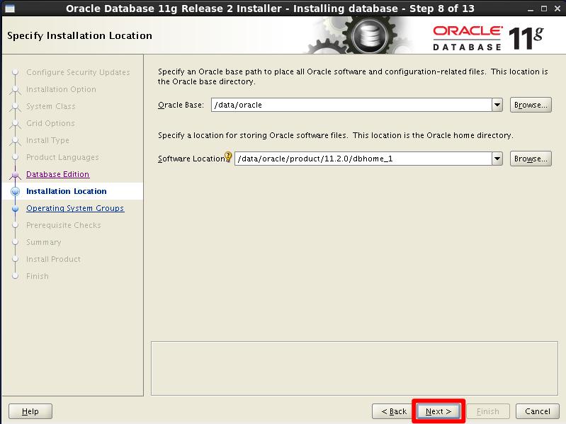 Linux 安装Oracle详细步骤插图(12)