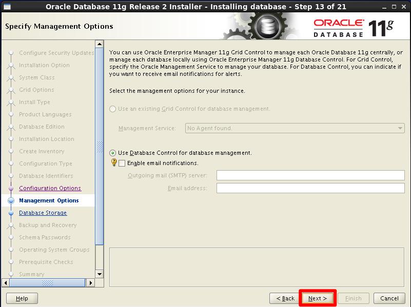 Linux 安装Oracle详细步骤插图(18)