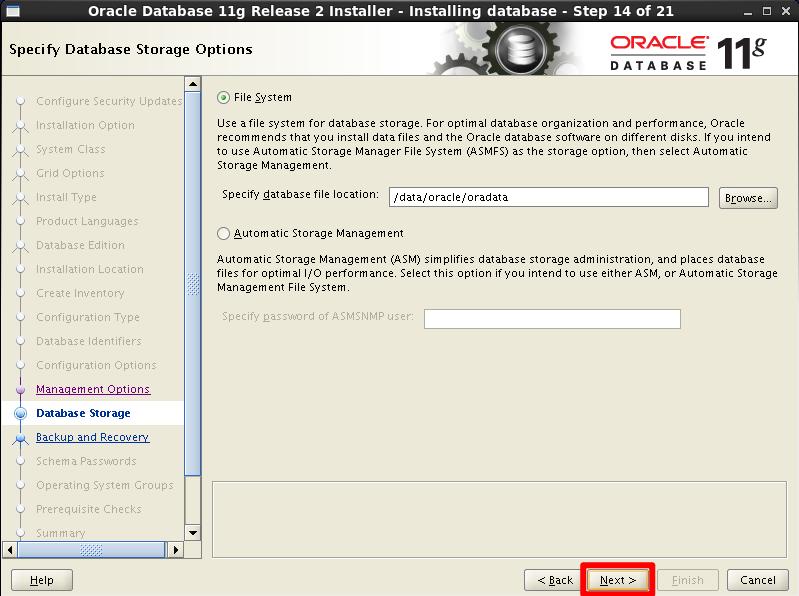 Linux 安装Oracle详细步骤插图(19)