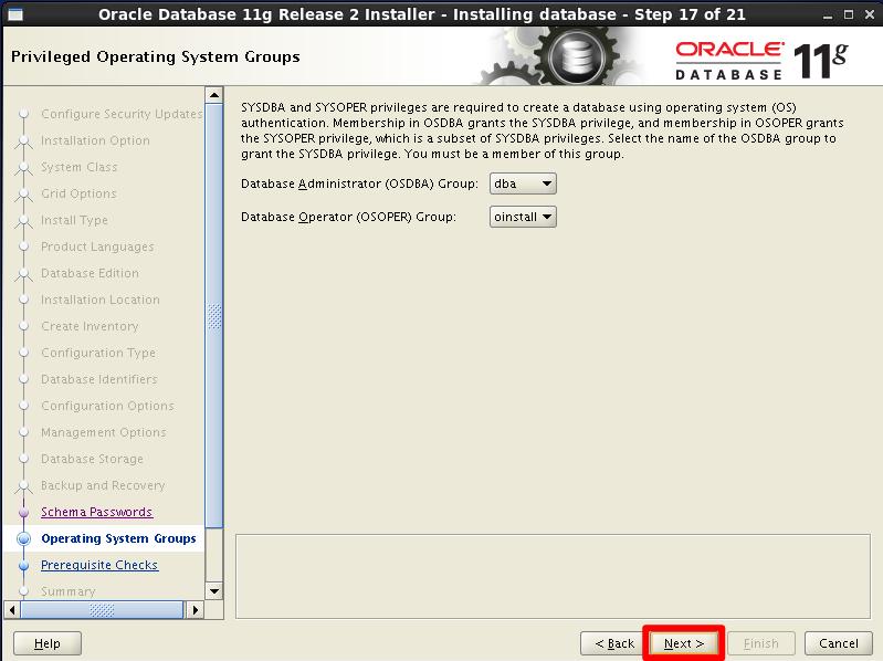 Linux 安装Oracle详细步骤插图(22)
