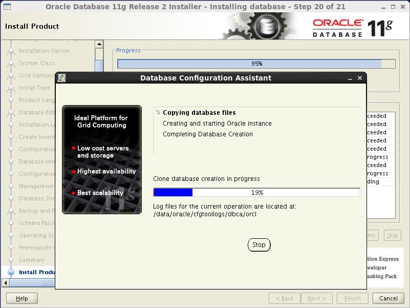 Linux 安装Oracle详细步骤插图(26)