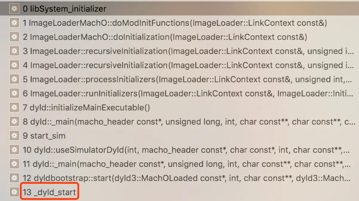 iOS main函数底层原理是什么【详细解答】插图(7)