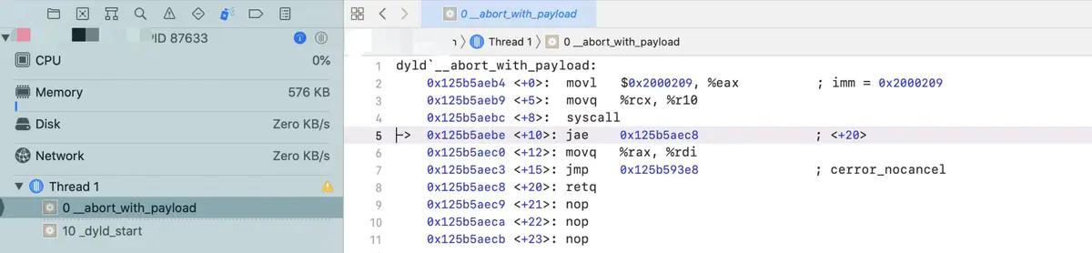 Xcode12 iOS14模拟器 NFC崩溃[解决方法]插图