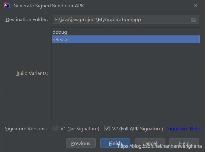 IntelliJ IDEA 如何不通过代码生成Android apk文件【图文教程】插图(7)