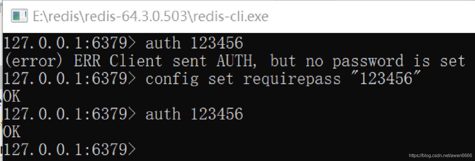 io.lettuce.core.RedisCommandExecutionException: ERR Client sent AUTH【解决办法】插图(2)