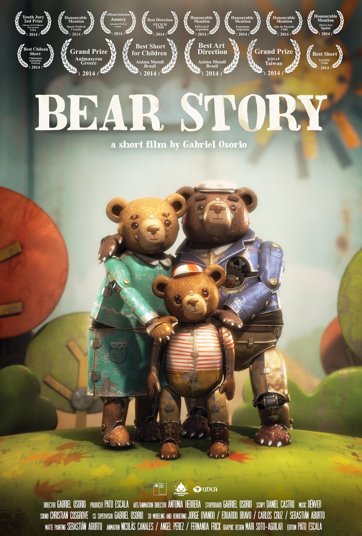 【熊的故事】欧美动画片 720P