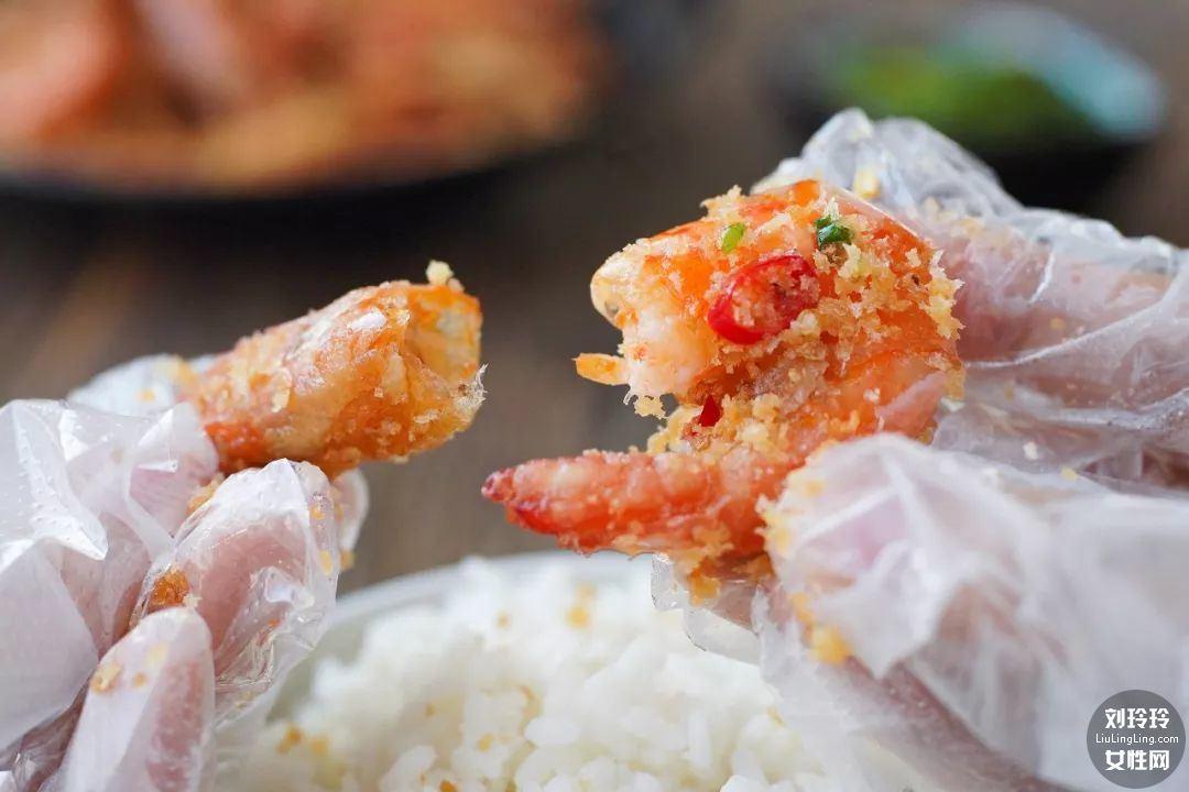 避风塘香酥虾的做法 香到让你连虾壳都吃完!13