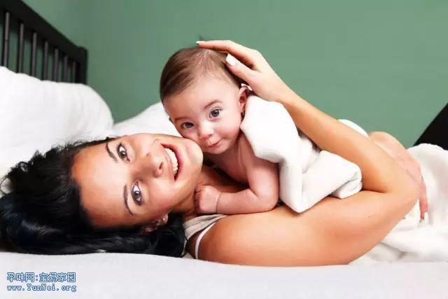 宝宝有这几个表现,长大后肯定会很疼爱妈妈!